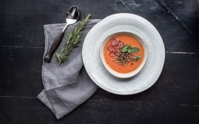 Vestjysk tomatsuppe