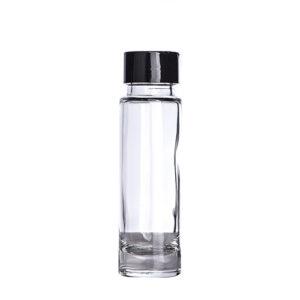 glas med strøg