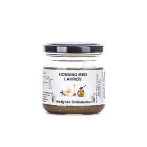honning med lakrids