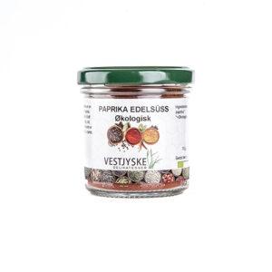 økologisk paprika