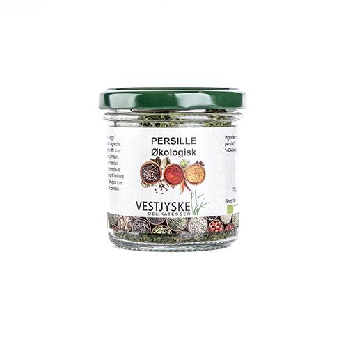 Økologisk Persille,. økologiske krydderier, økologi krydderi,