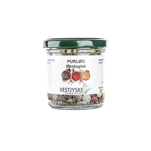 Økologisk Purløg, økologiske krydderier, økologi krydderi