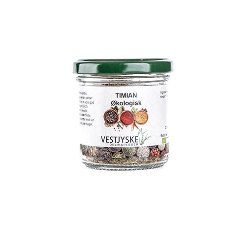 økologisk timian, økologiske krydderier, økologi krydderi