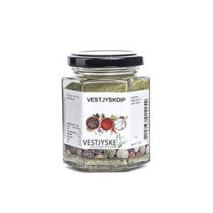 Vestjysk dip, krydderi, krydderier, krydderiblanding