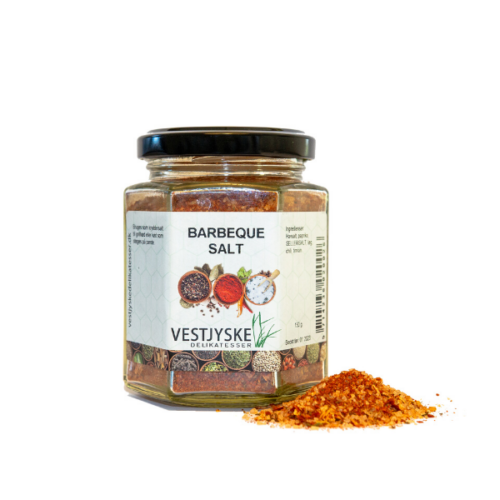 Barbeque salt
