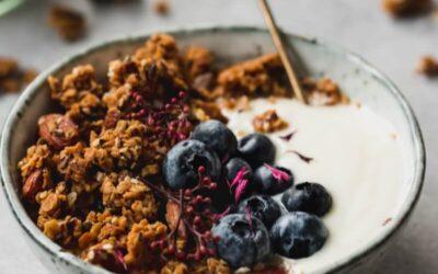Hjemmelavet granola – skøn müsli opskrift til morgenmaden
